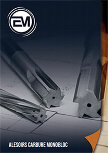 Catalogue solid carbide reamers
